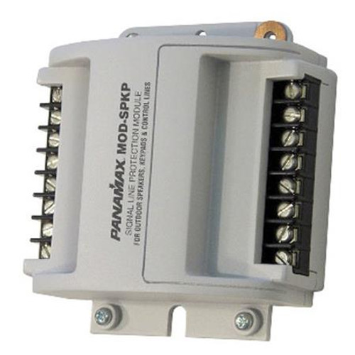 Furman Sound Signal Line Protection Module for Outdoor Speakers, Keypads and Control Lines MOD-SPKP (MOD-SPKP)