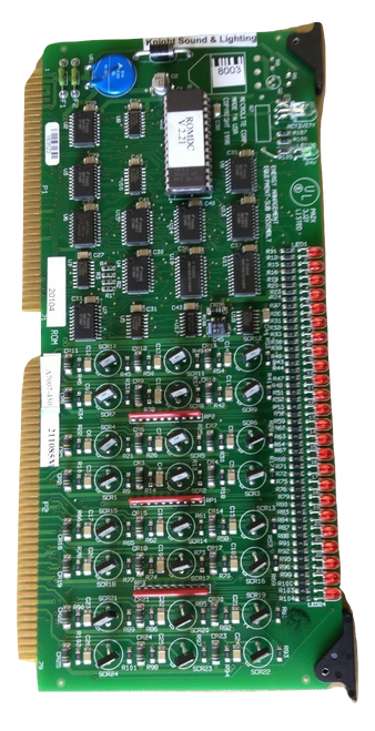 MicroLite ROM-AC V2.20 card to control MicroLite breakers, REFURBISHED