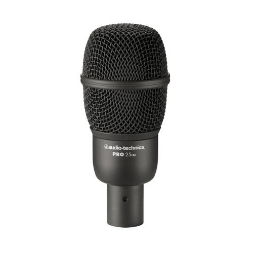 Audio-Technica PRO25AX  Hypercardioid Dynamic Instrument Microphone