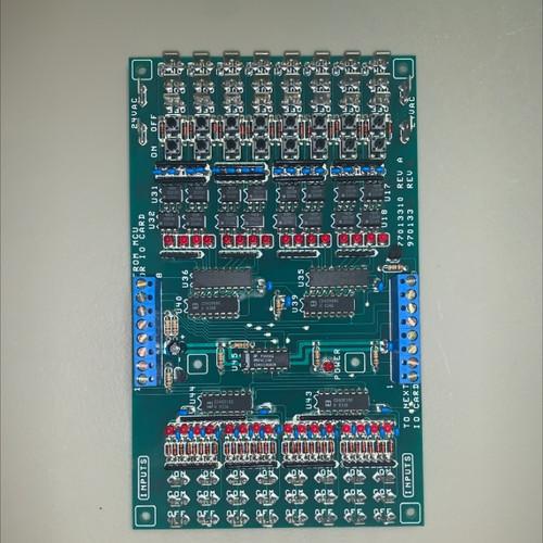 ILC 97013310 RSX 8 I/O Board