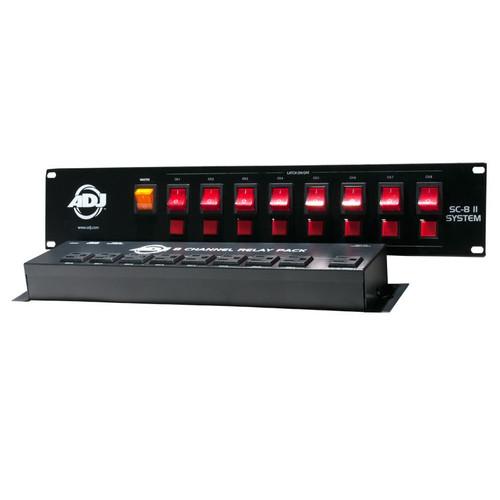 American DJ SC-8 II SYSTEM