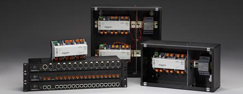 ETC RSN-OPTO-16R Response Opto-Splitter - 16 Port RJ45 Rack-mount