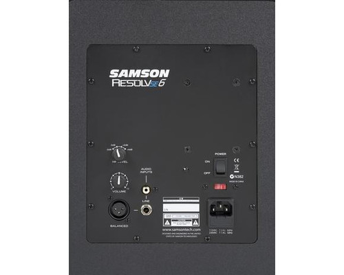 Samson Resolv SE6