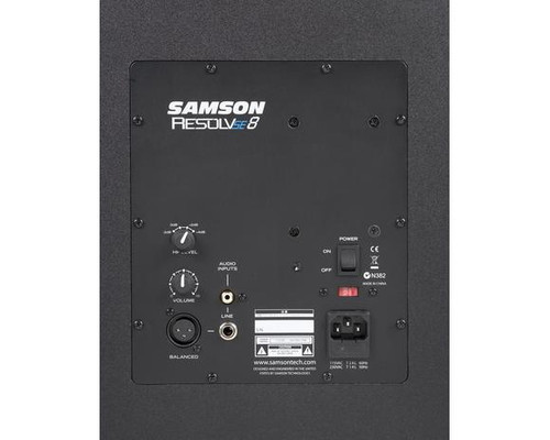 Samson Resolv SE8