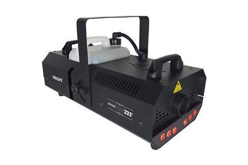 Blizzard AtmosFEAR 221b 1500W 3-in-1 (RGB) LED Fog Machine, OPEN BOX