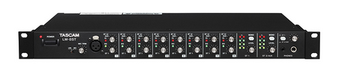 Tascam LM-8ST 8 Stereo Channel Line Mixer