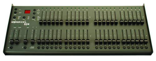 Leprecon LP 624 Lighting Controller - DMX Console