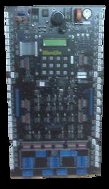 MicroLite 600 Series Relay Panel:  Backplane & LCU