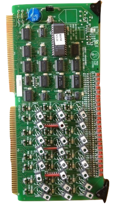 MicroLite ROM-AC card to control MicroLite breakers