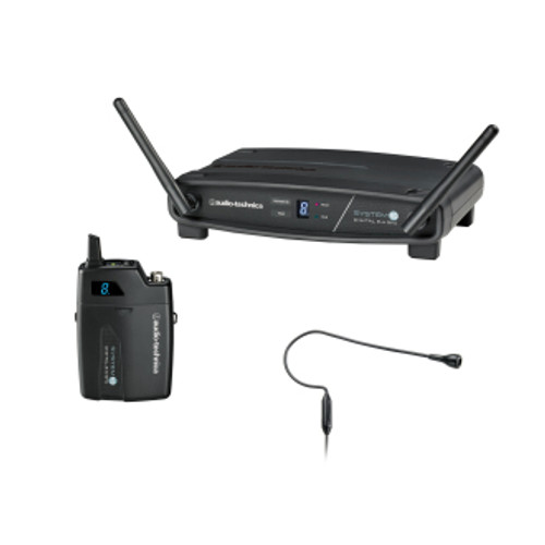 Audio-Technica ATW-1101/H92 System 10 Digital Wireless System