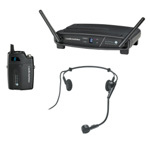Audio-Technica ATW-1101/H System 10 Digital Wireless System