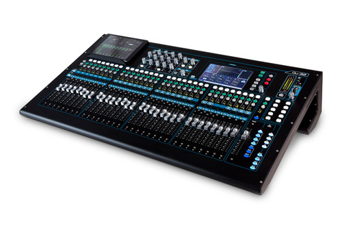 Allen & Heath QU -32C Chrome Edition digital sound console