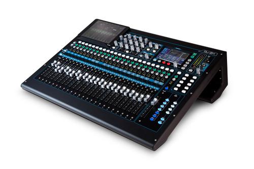 Allen & Heath QU-24C Chrome Edition digital sound console