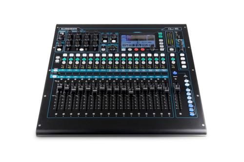 Allen & Heath QU-16C Chrome Edition digital sound console