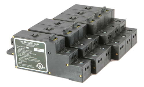 ILC Intelligent Lighting Controls R40-1, 2 and 3 Reliant 40 relay