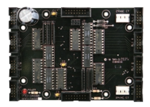 ILC LightLEEDer Output Board/Relay Driver Module for Intelligent Lighting Controls LightLEEDer systems.