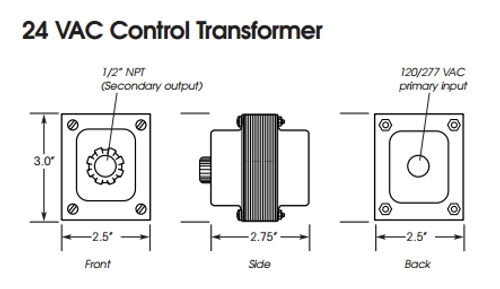 ILCApprentice II Transformer for Intelligent Lighting Controls systems