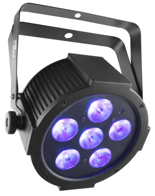 Chauvet DJ SlimPAR H6 USB Wireless DMX RGBAW+UV LED Wash Light