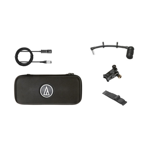 Audio-Technica ATM350UcW Clip-on Instrument Microphone