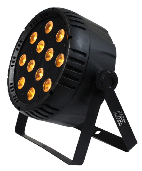 Blizzard Lighting LBPar-Hex 12x15W 6-in-1 RGBAW+UV LED Par