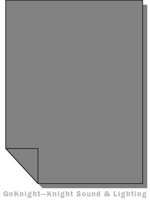Lee Filters 211 0.9 Neutral Density  Lighting Gel Sheet