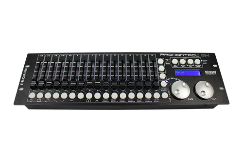 Blizzard Lighting ProKontrol MH Rack Mount DMX Controller