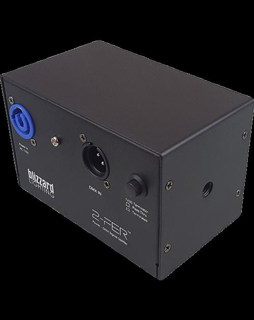 Blizzard Lighting 2-FER  5-Pin Power + DMX Signal Splitter