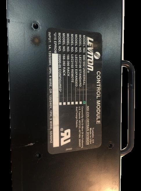 Colortran ENR Universal Control Module 600-902