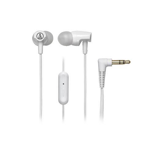 Audio-Technica ATH-CLR100isWH SonicFuel In-ear Headphones