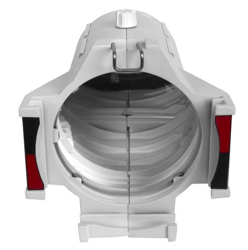 Chauvet Pro 26 Degree Ovation Ellipsoidal HD Lens Tube - White, OHDLENS26WHT