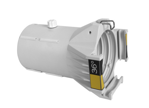 Chauvet Pro 36 Degree Ovation Ellipsoidal HD Lens Tube - White ( OHDLENS36WHT )