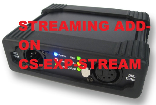 Interactive Technologies CueServer Express Streaming Software Add-On CS-EXP-STREAM