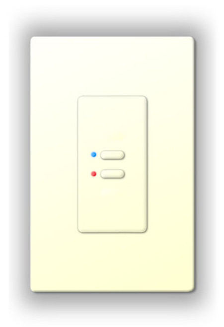 Interactive Technologies CueStation Ultra Passive 2-Button Station (ST-UP2-xx-yy)