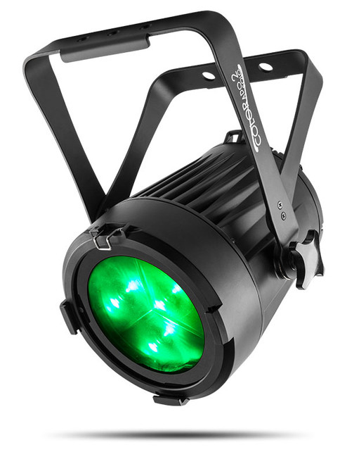 Chauvet Pro COLORado 2 Solo LED Wash Fixture with Zoom (RGBW)