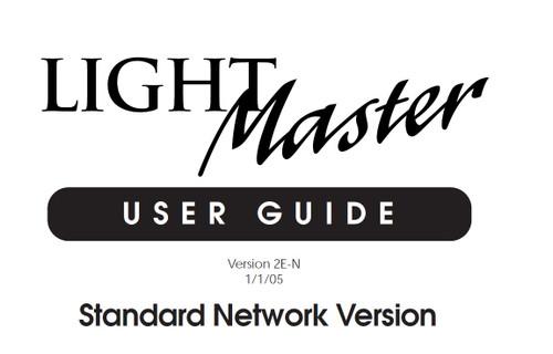 ILC LightMaster standard network user manual