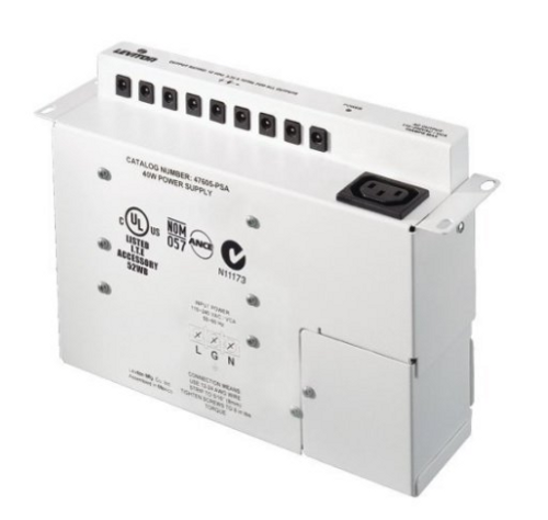 Leviton CTP-7-6303 Power Supply for Remembrance Control Station (120VAC)
