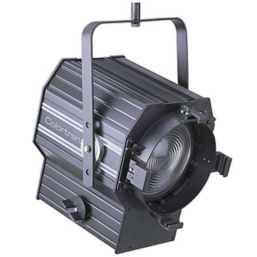 "Leviton FR2TH-22B	 8"" Theater Fresnel with 20A Stage Pin and C Clamp"