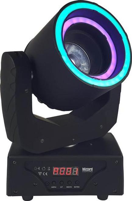 Blizzard HYPNO BEAM 60-Watt RGBW LED Moving Head with Aura Effect