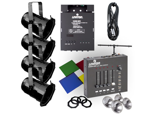 Leviton HONMK-038 Lighting System in a Box Kit