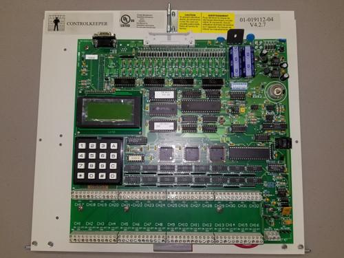 PCI Control Keeper Processor/Logic Board Model 01-019112-03 Version 4.2.5