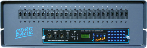 DPC24, DPC-24, JOHNSON SYSTEMS DPC-24