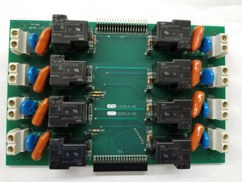 "PCI Standard ""Normally Open"" Relay Card; refurbished (54-015031-03)"