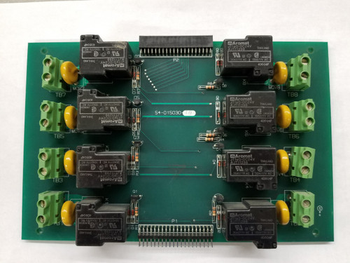 "PCI Standard ""Normally Open"" Relay Card; refurbished (54-015030-10)"
