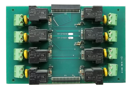 PCI 54-015031-01, PCI relay card