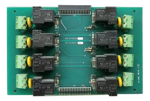 PCI 54-015031-01, PCI relay card