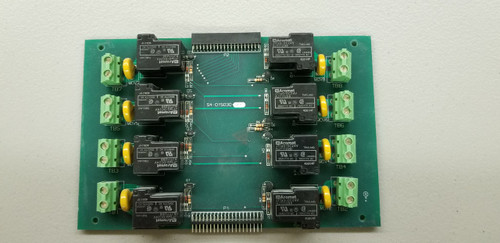 "PCI Standard ""Normally Open"" Relay Card; refurbished (54-015030-01)"