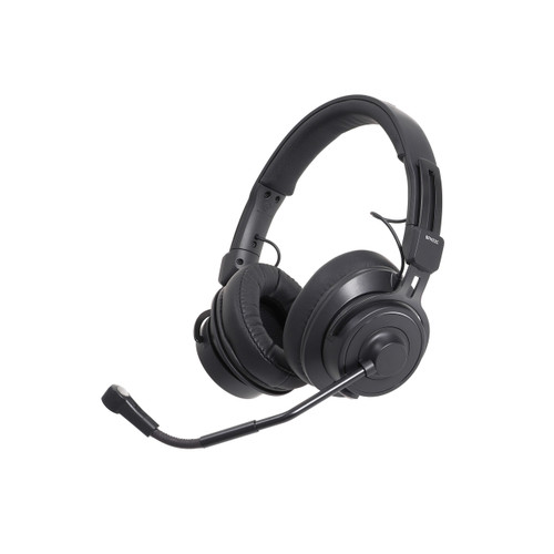 Audio-Technica BPHS2C Broadcast stereo headset microphone