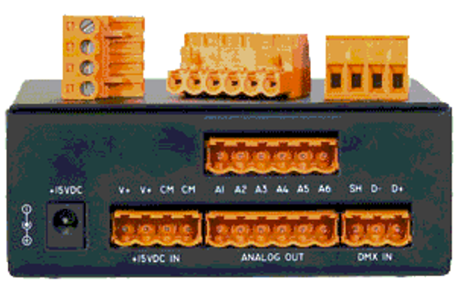 Johnson Systems PD-12 DMX to Analog Demultiplexers