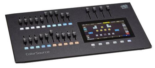 ETC ColorSource 20 console