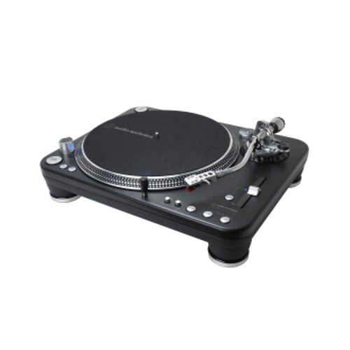 Audio-Technica AT-LP1240-USB XP Direct-Drive Professional DJ Turntable (USB & Analog)